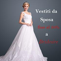 Vestiti da sposa a Bridesire