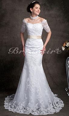 7ed943c5e711 Vestiti da sposa online invernali – Eleganti modelli di abiti