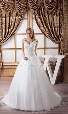 ... Stile Principessa, Abiti da Sposa da principessa con prezzi economici