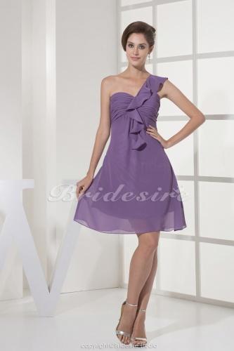 uk availability 65d81 18dd3 Bridesire - Trapezio Monospalla Mini/Corto Senza maniche ...
