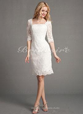 check out 2498e 430ea Bridesire - Abiti da sposa in pizzo Confortevoli e belli per ...