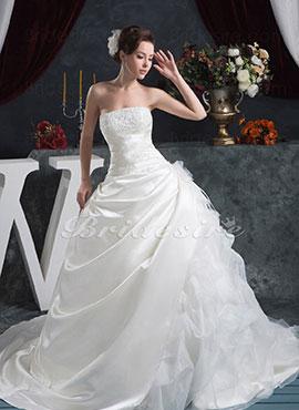 Bridesire Abiti da sposa prezzi economici di collezione