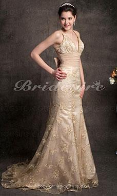 f0dd255f66b7 Bridesire - Abiti da sposa in stile sirena  abiti bellissimi per ...