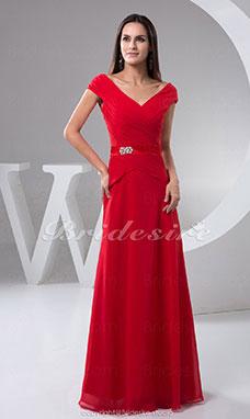 Vestiti rossi per cerimonia