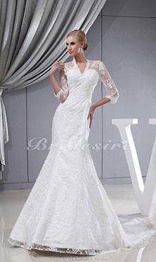 bea0af0e49c8 Bridesire - Abiti da sposa in stile sirena  abiti bellissimi per ...